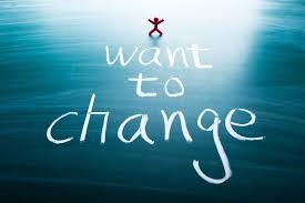 want to change