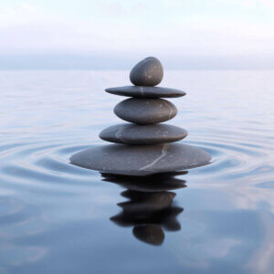 Balanced mindset